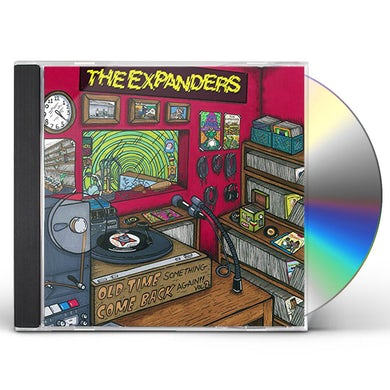 EXPANDERS OLD TIME SOMETHING COME BACK AGAIN 2 CD