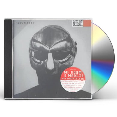 Madvillainy CD
