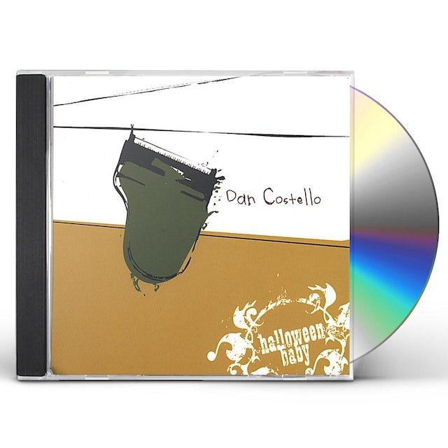 Dan Costello HALLOWEEN BABY CD