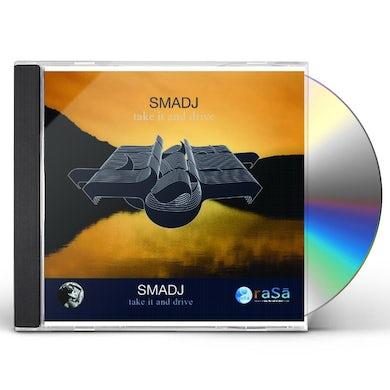 Smadj TAKE IT & DRIVE CD