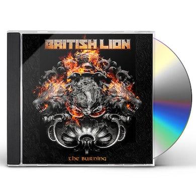 British Lion Burning CD