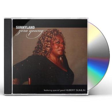 Zora Young SUNNYLAND CD