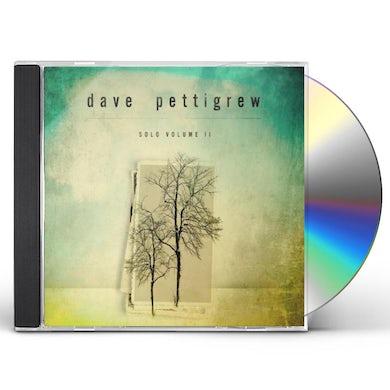 dave pettigrew SOLO 2 CD