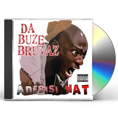 Da Buze Bruvaz ADEBISI HAT CD