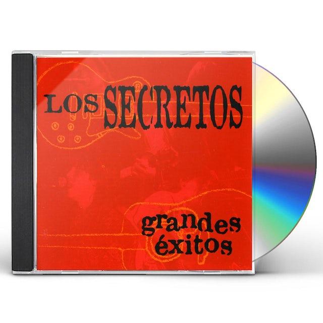 SECRETOS GRANDES EXITOS CD