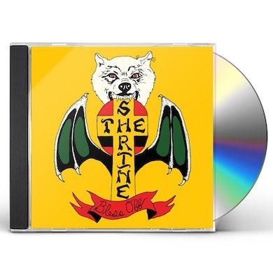 Shrine BLESS OFF CD