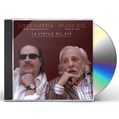 Litto Nebbia HUGO DIZ LA VIRTUD DEL DIA CD