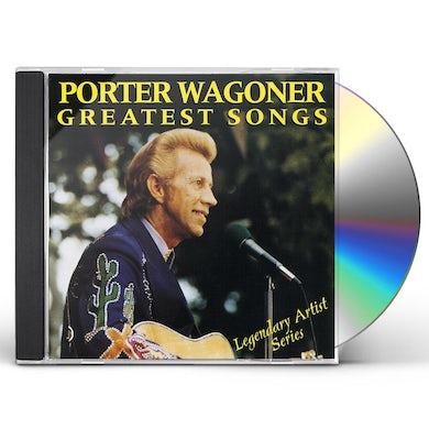 Porter Wagoner GREATEST SONGS CD