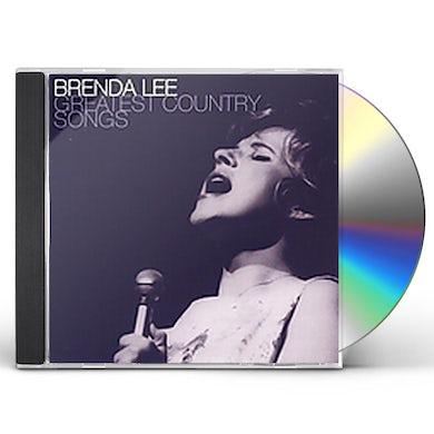 Brenda Lee GREATEST COUNTRY SONGS CD