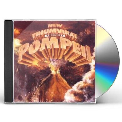 Triumvirat POMPEII CD