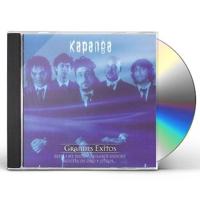 Kapanga SERIE DE ORO: GRANDES EXITOS CD