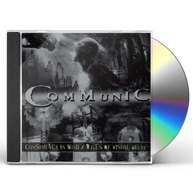 Communic CONSPIRACY IN MIND/WAVES OF VISUAL DECAY CD