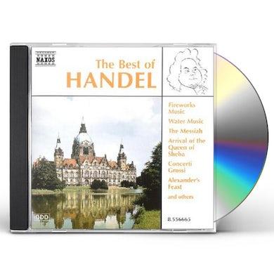 BEST OF HANDEL CD
