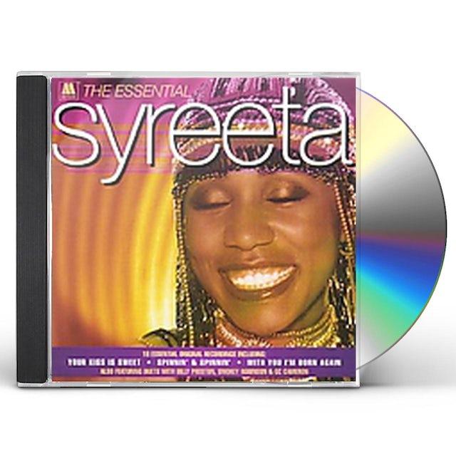 Syreeta ESSENTIAL CD