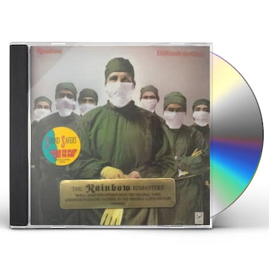 Rainbow DIFFICULT TO CURE CD