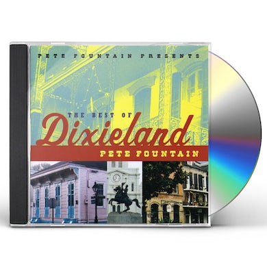 Pete Fountain PRESENTS THE BEST OF DIXIELAND CD