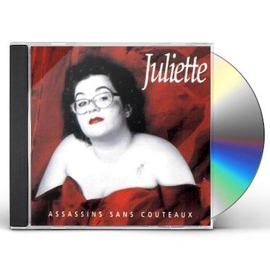 JULIETTE ASSASSINS SANS COUTEAUX CD