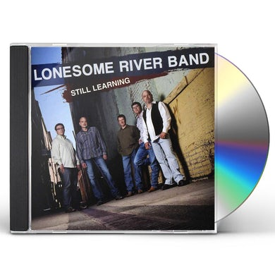 Lonesome River Band STILL LEARNING CD