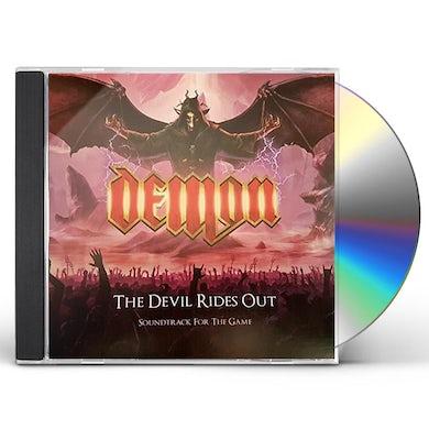Demon DEVIL RIDES OUT – SOUNDTRACK FOR GAME CD