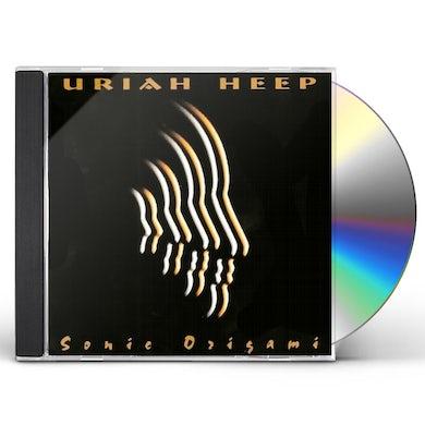 Uriah Heep SONIC ORIGAMI CD