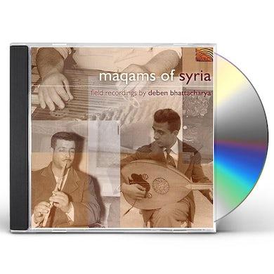 Deben Bhattacharya MOQAMS OF SYRIA CD