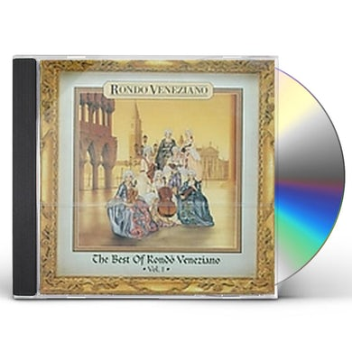 Rondo Veneziano BEST OF CD