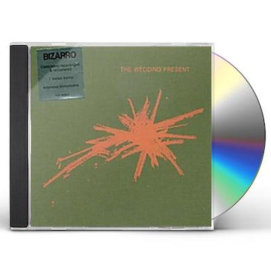 The Wedding Present BIZARRO CD