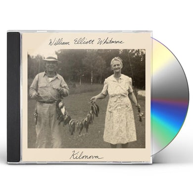 William Elliott Whitmore KILONOVA CD