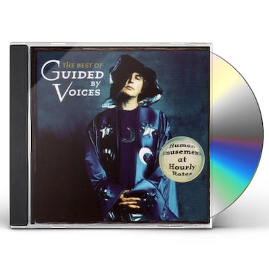 BEST OF GUIDED BY VOICES: HUMAN AMUSEMENT AT HOUR CD