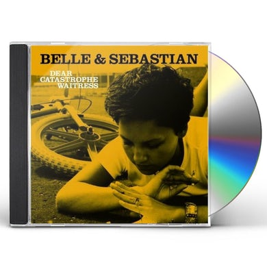 Belle and Sebastian DEAR CATASTROPHE WAITRESS CD