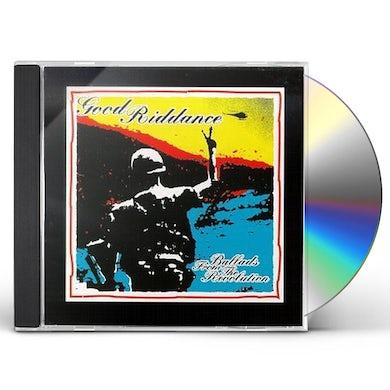 Good Riddance BALLADS FROM REVOLUTION CD