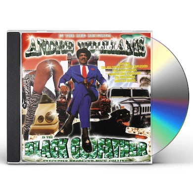 Andre Williams BLACK GODFATHER CD