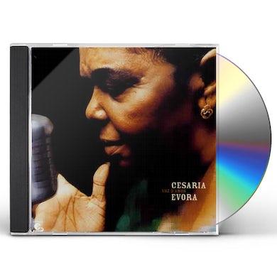 Cesaria Evora VOZ D'AMOUR CD