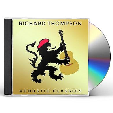 Richard Thompson ACOUSTIC CLASSICS CD