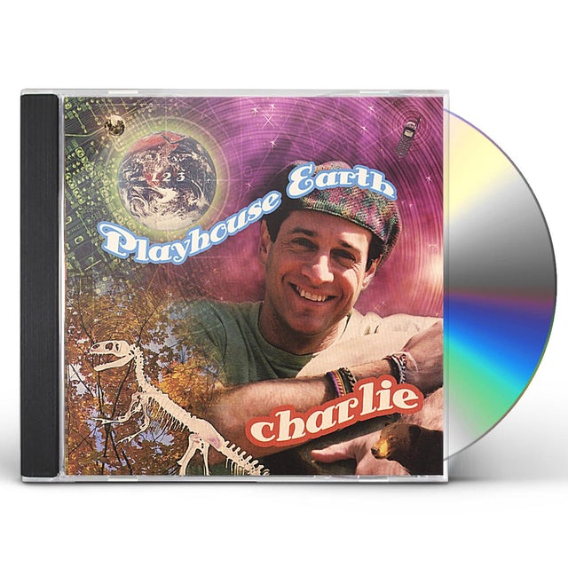 Charlie PLAYHOUSE EARTH CD