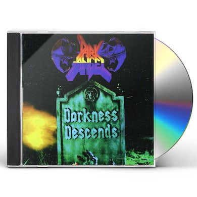 Dark Angel DARKNESS DESCENDS CD