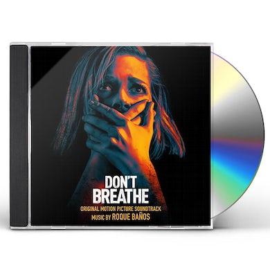 Roque Banos DON'T BREATHE / Original Soundtrack CD