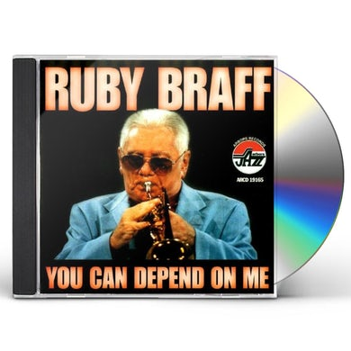 Ruby Braff YOU CAN DEPEND ON ME CD