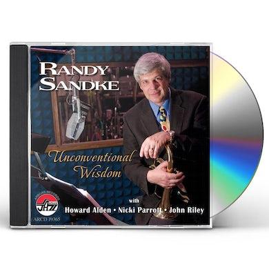 Randy Sandke UNCONVENTIONAL WISDOM CD