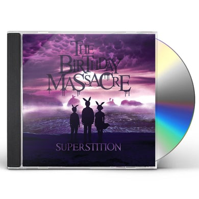The Birthday Massacre SUPERSTITION CD