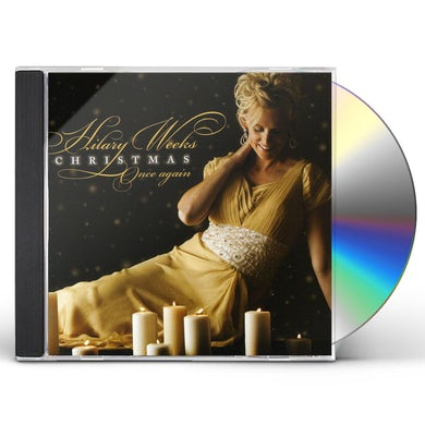 Hilary Weeks CHRISTMAS ONCE AGAIN CD