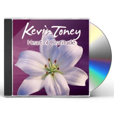 Kevin Toney HEART OF GRATITUDE CD
