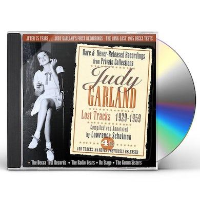 Judy Garland LOST TRACKS 1929-1959 CD