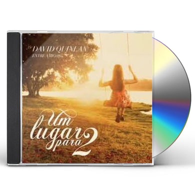 DAVID QUINLAN UM LUGAR PARA 2 CD