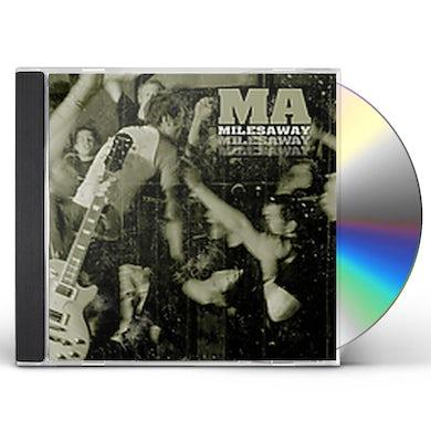 Miles Away CD