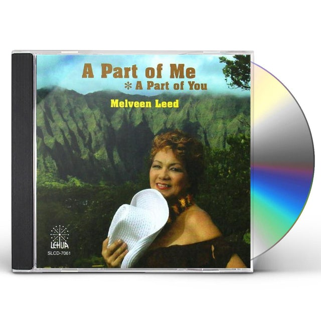 Melveen Leed PART OF ME A PART OF YOU CD