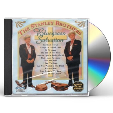 Stanley Brothers BLUEGRASS SALVATION: I'M READY TO GO CD