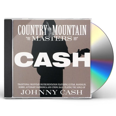Jim Hendricks COUNTRY MOUNTAIN: JOHNNY CASH CD