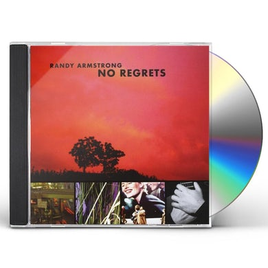 Randy Armstrong NO REGRETS CD