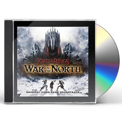 Inon Zur LORD OF THE RINGS: WAR IN THE (SCORE) / O.S.T. CD